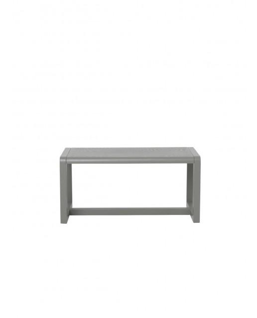Bancă Little Architect Grey | ferm Living