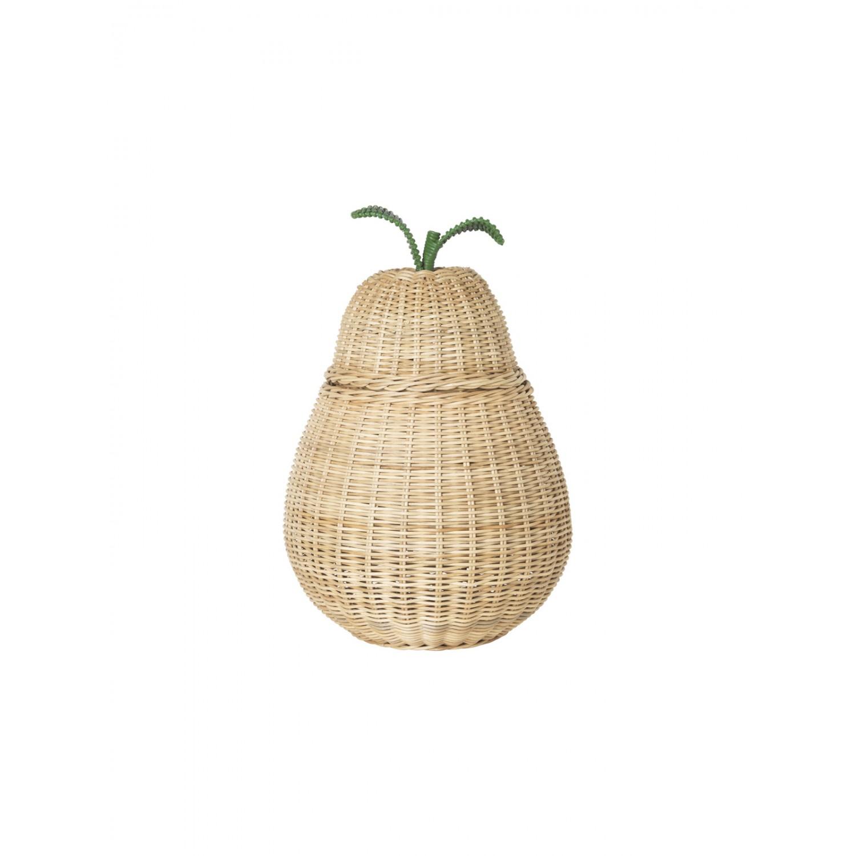 Pear Braided Storage ferm Living