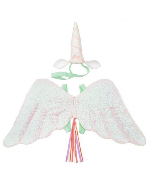Winged Unicorn Dress Up
