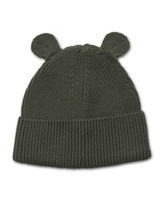 Liewood Gina Beanie- Hunter Green