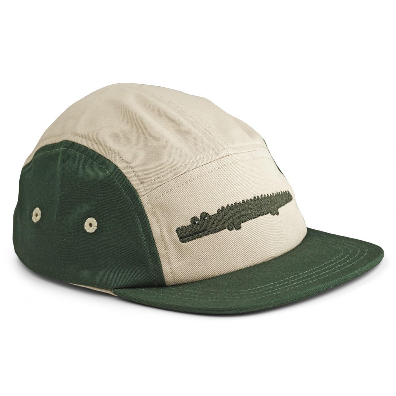Rory Cap | Crocodile garden green mix