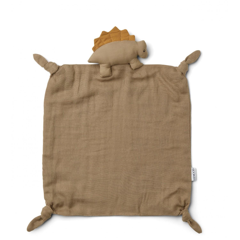 Agnete cuddle cloth    Dino oat