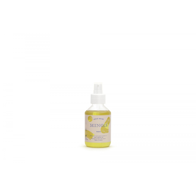 Moisturizing oil for body and hair - Minois