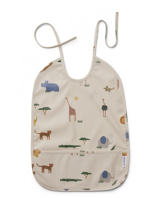 Lai Bib Liewood | Safari Sandy Mix