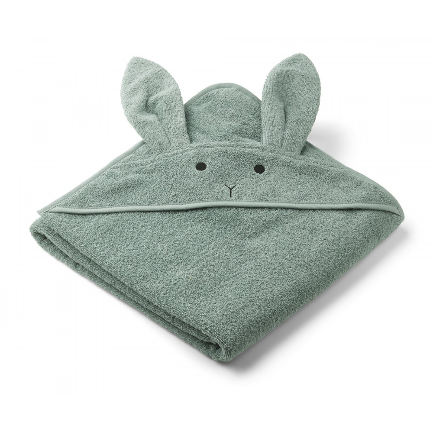 AUGUSTA HOODED TOWEL | RABBIT PEPPERMINT