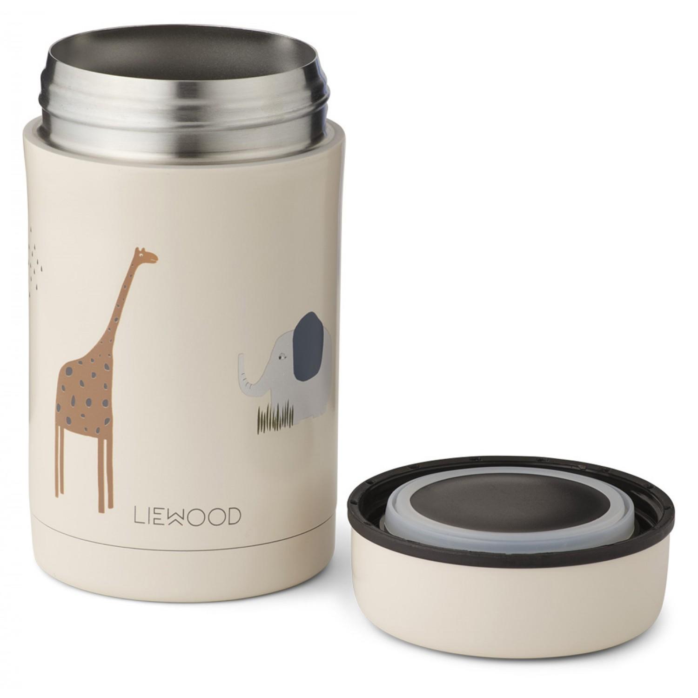 Bernard food jar | Safari Sandy Mix