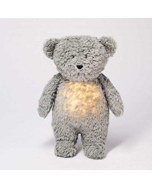 Moonie Organic Bear MINERAL GREY