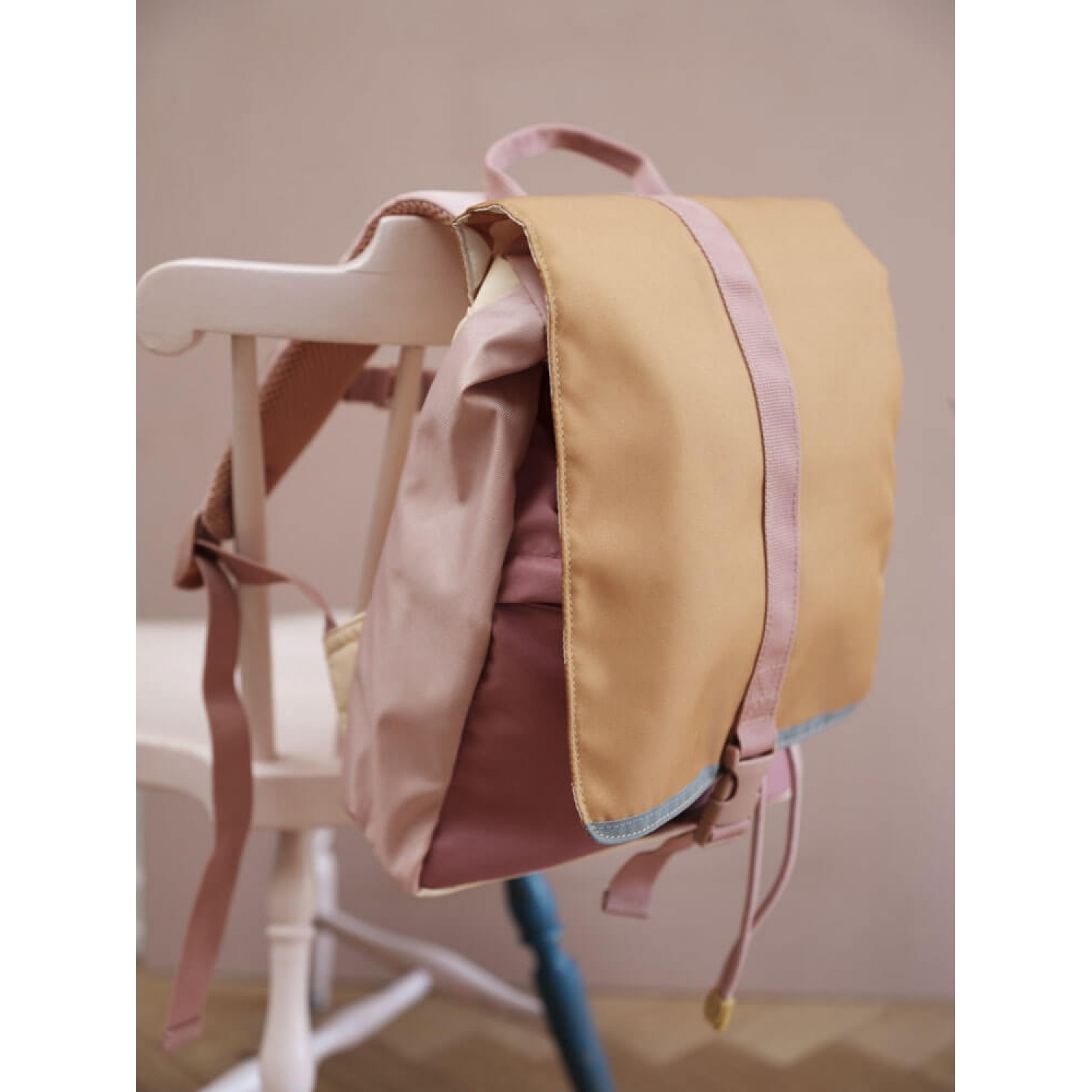FABELAB BACKPACK - SMALL - OLD ROSE