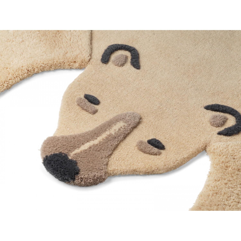 Animal Tufted Rug | Polar