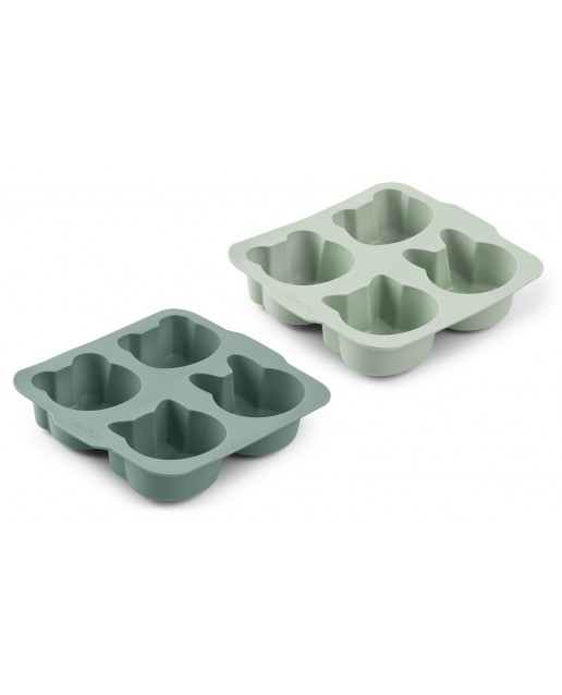Mariam Cake Pan 2 Pack | Mint mix