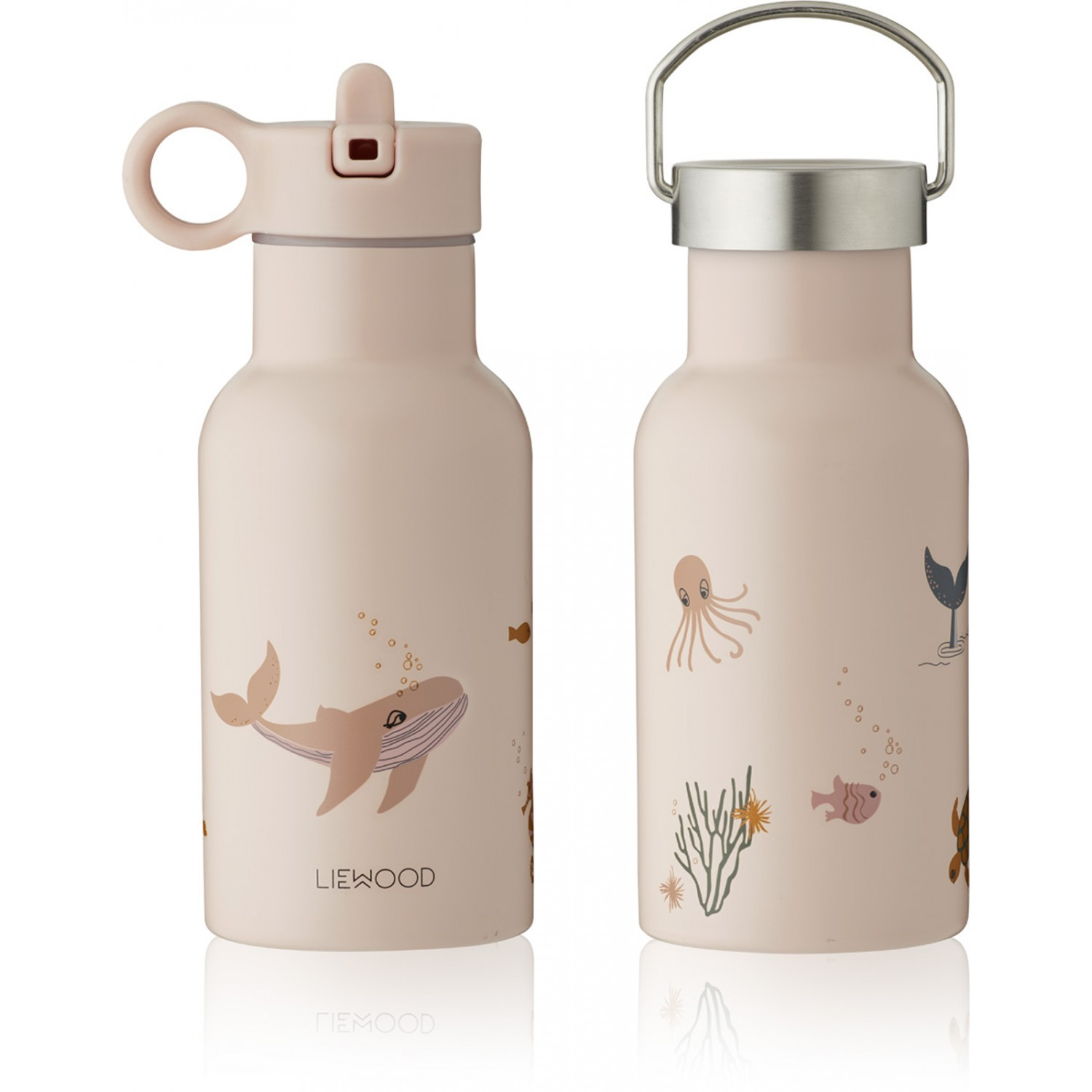Anker Water Bottle - 350 ml - Sea creature rose mix