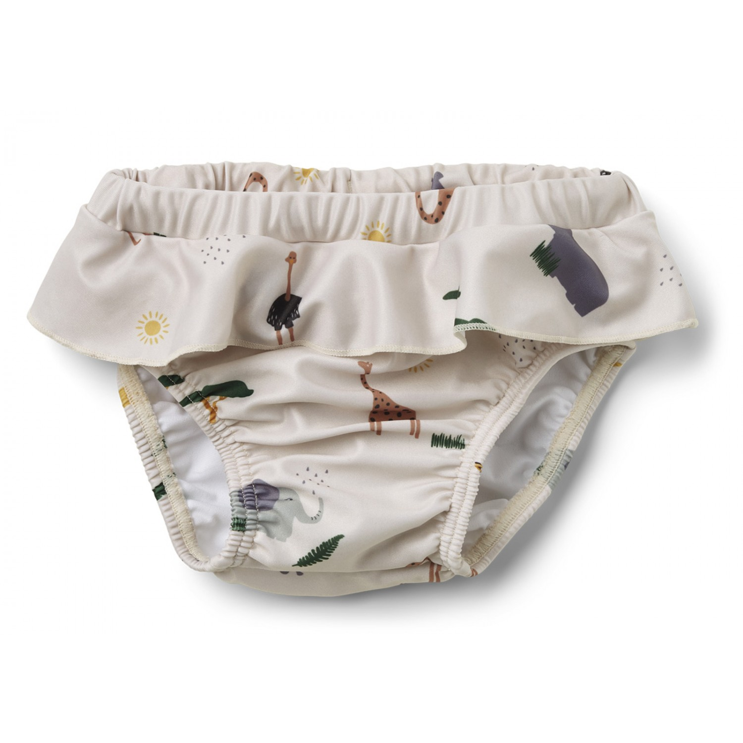 Elise baby swim pants - Safari sandy mix