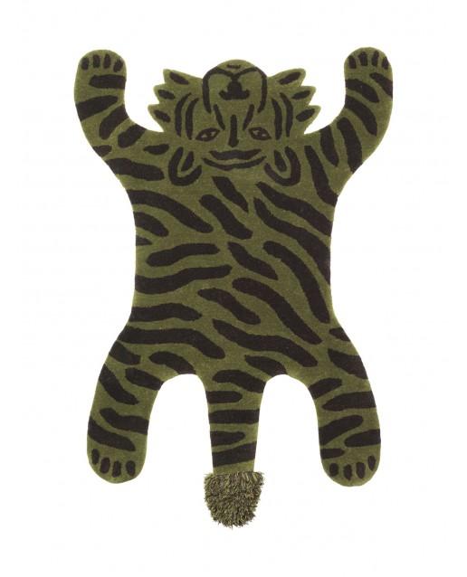Safari Tufted Rug | Tiger
