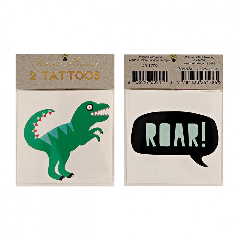 Dinosaur Small Tattoos