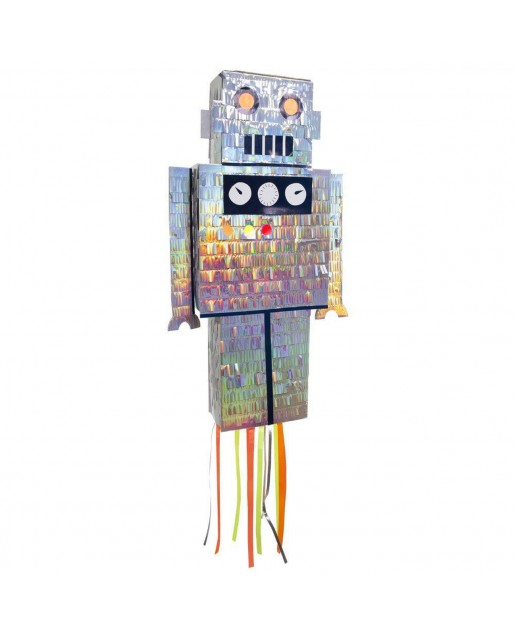 Robot Party Pinata