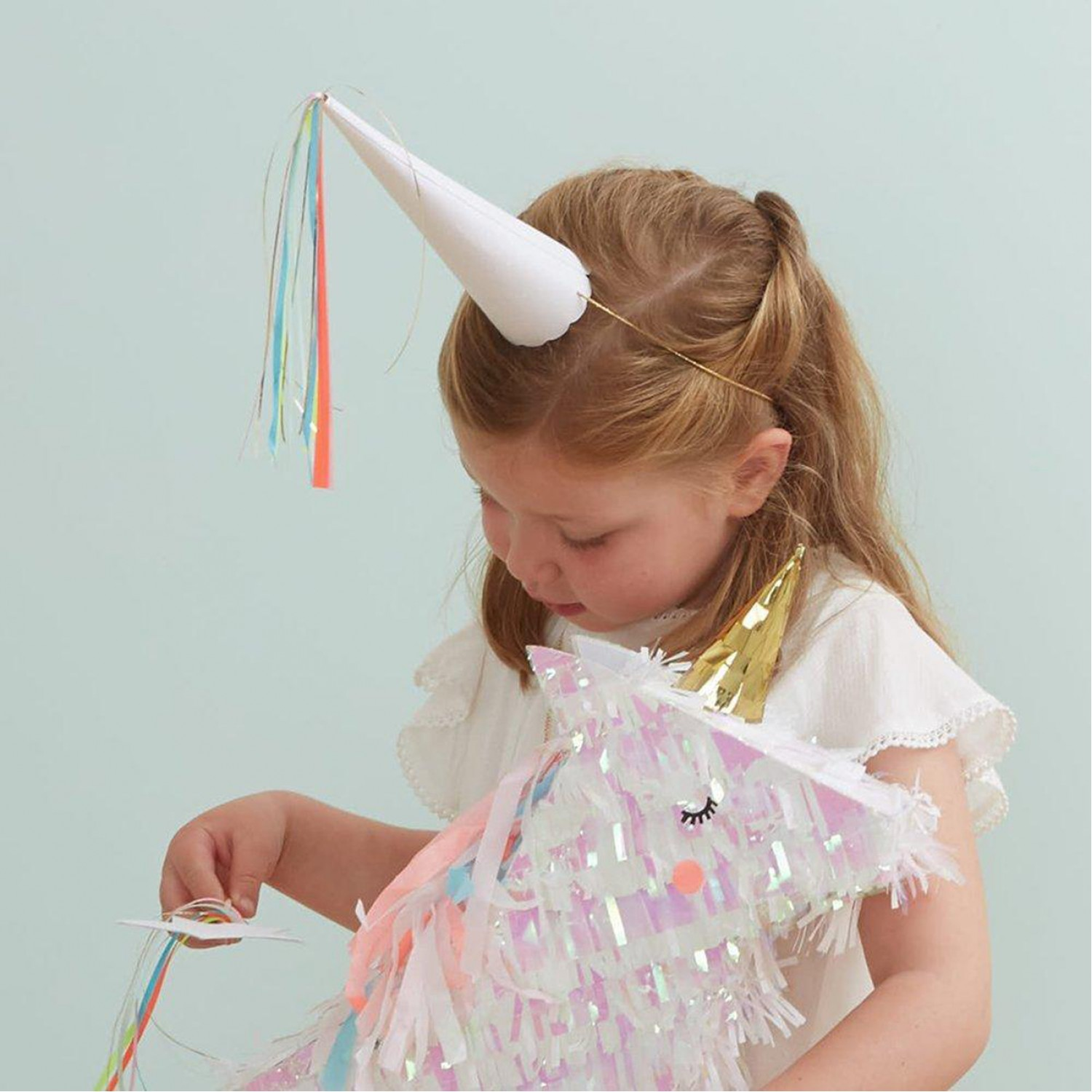 Unicorn Horn Party Hats