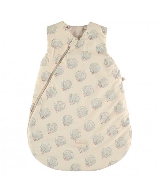 Cocoon midseason sleeping bag | Blue Gatsby Cream / 6-18 month