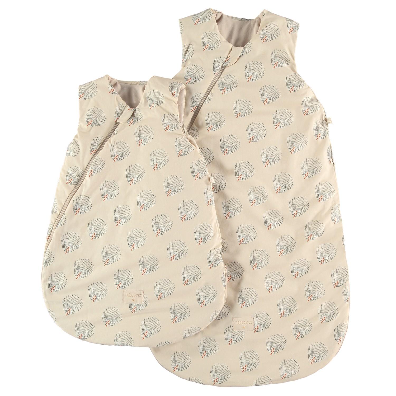 Cocoon midseason sleeping bag   Blue Gatsby Cream / 6-18 month