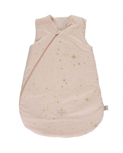 Cocoon sleeping bag | Gold Stella/ dream pink / 6-18 month