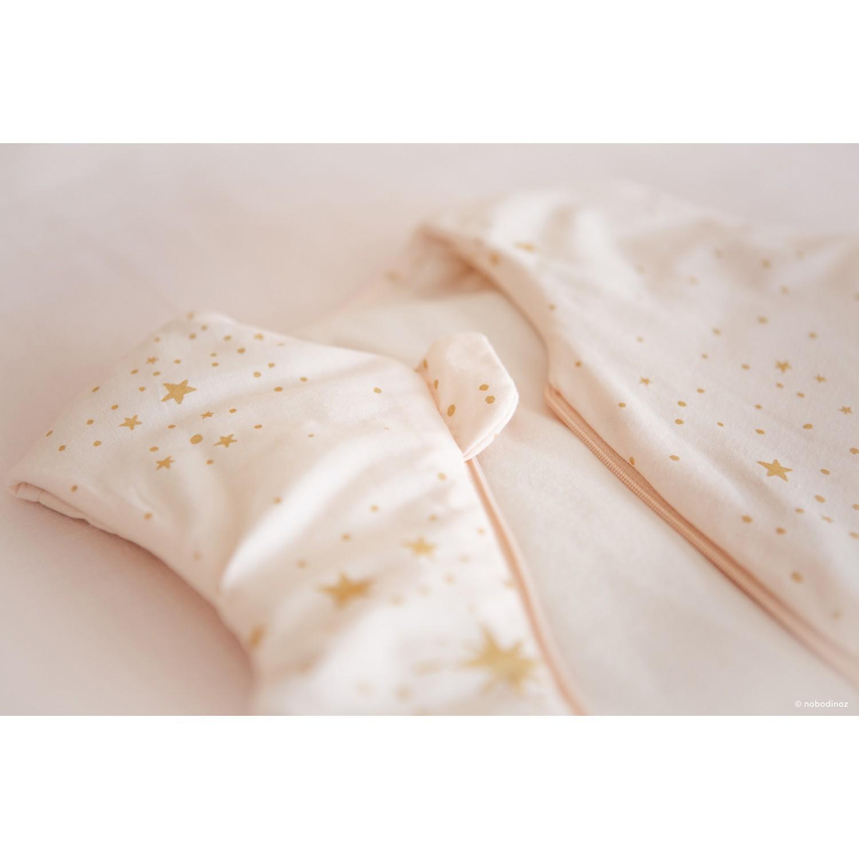 Cocoon sleeping bag   Gold Stella/ dream pink / 6-18 month