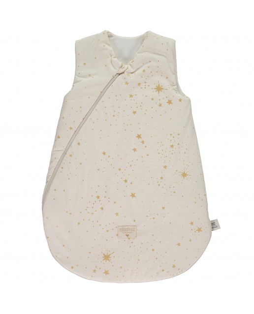 Cocoon sleeping bag | Gold stella/ natural / 0-6 month