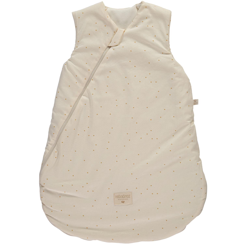 Cocoon midseason sleeping bag | Honey Sweet dots/ natural / 6-18 month