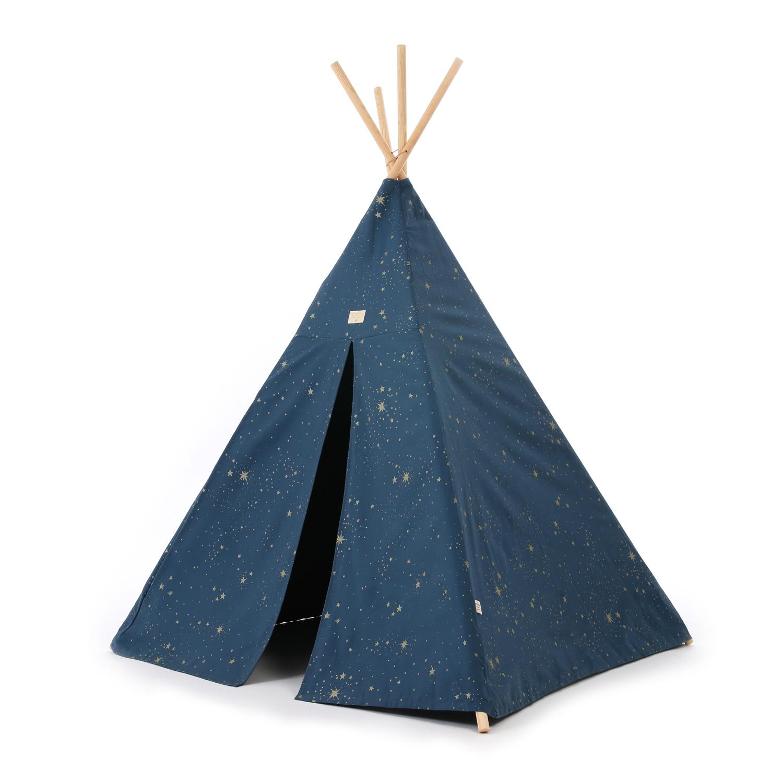 Phoenix teepee 149x100 gold stella/ night blue