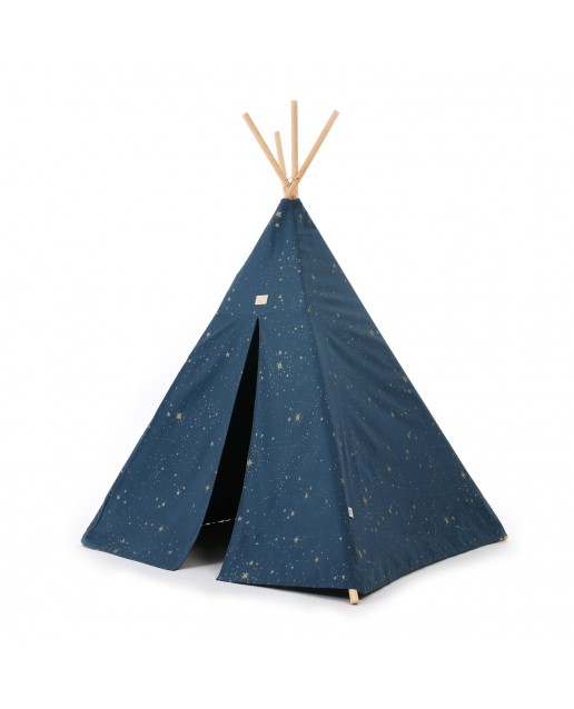 Phoenix teepee 149x100 gold stella/ night blue