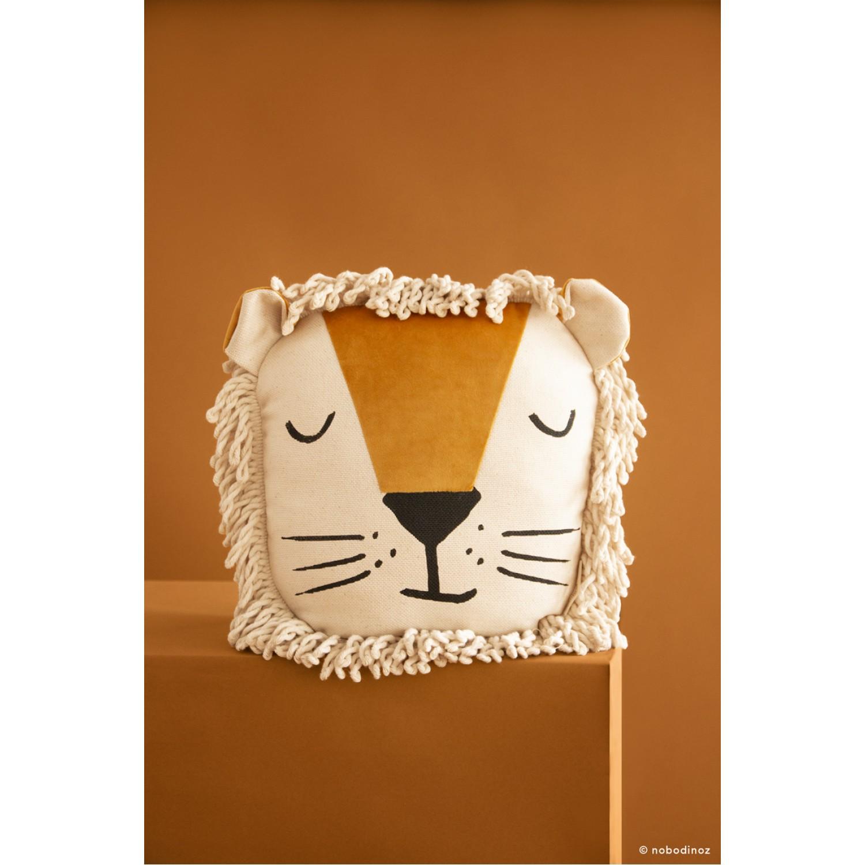 Lion cushion